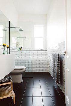 A monochrome Melbourne home