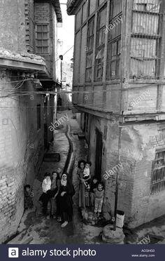 درابين بغداد القديمة في منطقة الدهانه