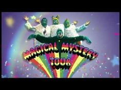 Roll up! Roll up! The Beatles invite you to make a reservation for the Magical Mystery Tour! Restored For Worldwide DVD and Blu-Ray Release on October 8th.