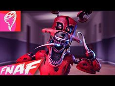 FIVE NIGHTS AT FREDDY'S 4 SONG (Breaking Out by Ben Schuller) FNAF Lyric Video - YouTube