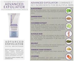 Can't get enough of our exfoliator that has NO microbeads in it!!! Www.buynucerity.com/192848