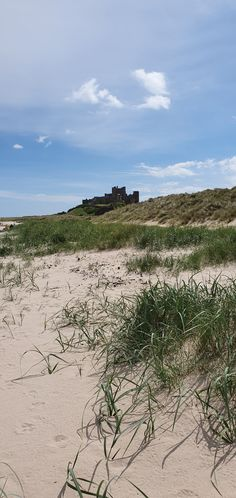 Bamburgh Castle Northumberland Coast, Castle, Mountains, Beach, Water, Travel, Outdoor, Gripe Water, Outdoors