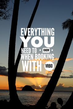 Everything you need to know when booking with VRBO
