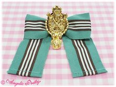 Angelic Pretty » Accessories » Chess Chocolate Emblem Brooch