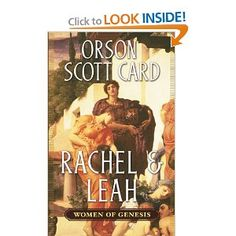 Sarah women of genesis book 1 women of genesis forge by orson rachel leah women of genesis orson scott card 9780765341297 amazon books fandeluxe Image collections