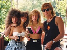 80's perms