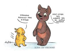 Wombat, Motto, Scooby Doo, Diy And Crafts, Inspirational Quotes, Bear, Humor, This Or That Questions, Words