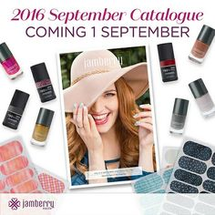 New Catalogue available so many pretties 😍 want a copy message me  #diyprettynails   https://cowgirlsbejammin.jamberry.com/au/en/