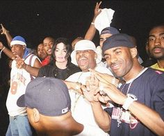 When Jay J brought out Michael Jackson