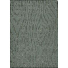 @Overstock - Add a classy look to any living area with this hand-tufted New Zealand wool rug. This rug features a viscose wood grain design in shades of blue.http://www.overstock.com/Home-Garden/Hand-tufted-Mandarae-Blue-Wool-Rug-79-x-106/4870198/product.html?CID=214117 $363.09