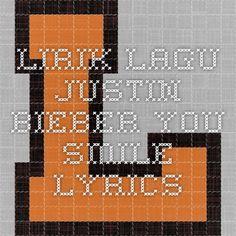 Lirik Lagu Justin Bieber - You Smile Lyrics