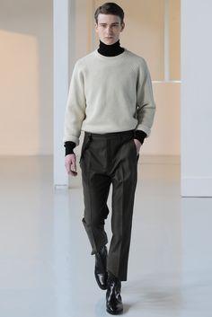 Lemaire Fall 2015 Menswear Fashion Show