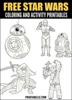 Free Star Wars Print