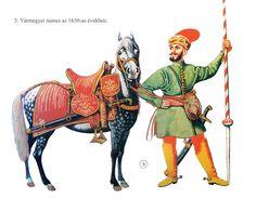 Transylvanian noble cavalryman, 1630