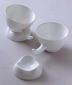 Isamu Noguchi - tea cups