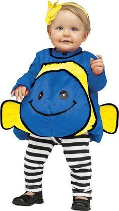 Blue Fish Infant 12-24 Mo