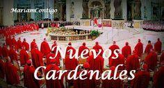 NUEVOS CARDENALES   Datos y quién es quién   Ed. Ecclesia     √ Será el tercer consistorio del Papa Francisco   para la creación de nuev...