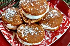 Spiced Coconut-and-Banana Sandwich Cakes #Recipe | Carefree Cooking Magazine