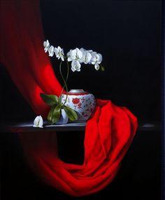 PIPPA CHAPMAN Painting Still Life, Still Life Art, Fruit Painting, Fabric Painting, Still Life Photos, Cool Paintings, Still Life Photography, Ikebana, Watercolor Art