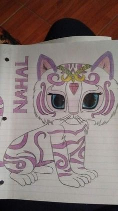 Nahal - Shimmer and Shine   Hey i did what i could with her,Nahal is my first Draw.