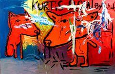 Bjarne Melgaard Untitled (Kurtis Blow) Oil on canvas 200 x 300 cm Institute Of Contemporary Art, Saatchi Gallery, Galleries In London, Artist Profile, London Art, Online Painting, Artist At Work, Art Museum, Oil On Canvas