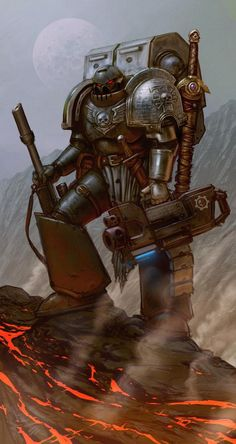 Warhammer 40k Art, Warhammer Fantasy, Warhammer Models, Warhammer Deathwatch, Space Marine, Cyberpunk, Grey Knights, Steampunk, Fantasy Heroes