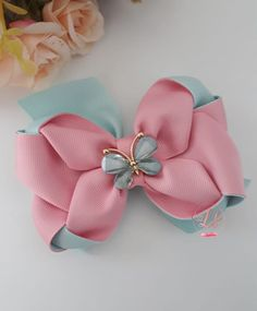 Hobby Lobby Organization Products - Hobby Lobby Bedroom Girls - Fun Hobby For Teenagers - New Hobby Projects - Hobby To Try Projects - Diy Bow, Diy Ribbon, Ribbon Bows, Pink Hair Bows, Hobbies For Women, Bow Pattern, Toddler Bows, Making Hair Bows, Fabric Bows