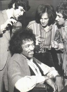 Jimi gets a haircut.