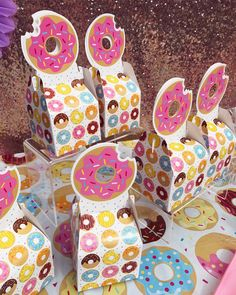 Doughnut Party // Ever After Events X Party Pieces Doughnuts, Celebrations, Party Themes, Cake Pops, Cake Pop, Cakepops