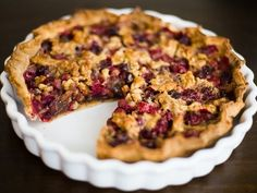 19 Sweet Cranberry Recipes We Love For Fall. #fallbaking