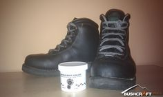 péče o kožené boty