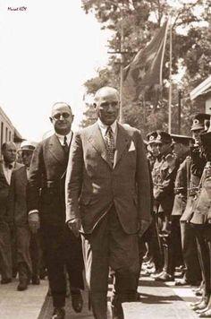 Cumhurbaşkanı Gazi Mustafa Kemal Atatürk- Ankara, 29 Temmuz 1936.