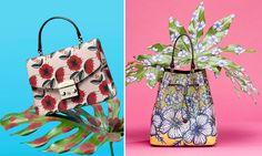 Borse Furla autunno inverno 2017 2018: Catalogo - https://www.beautydea.it/borse-furla-autunno-inverno/ - Un inverno super colorato con le nuove borse del brand bolognese. Vi mostriamo tutte le novità a tema jungle!