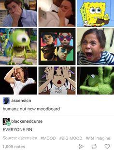 Gorillaz, Humanz, 2d, Stuart Pot, Russel Hobbs, Noodle, Murdoc Niccals