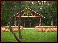 The wedding venue!