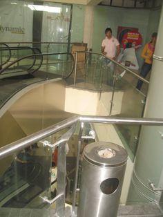 Flamez mall Railing 03