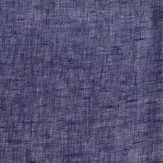 ANICHINI Fabrics   Linen Melange Mesh Twilight Residential Fabric - a purple linen mesh fabric