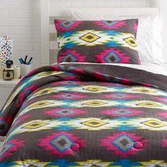 Dormify Wanderlust Aztec Comforter Set - Full/Queen - $26.00