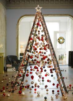 Natal original! Ideias práticas e baratas para você mesmo criar e enfeitar a árvore | Virgula