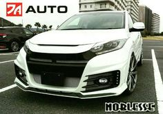 Noblesse Bodykit on HR-V Compact Suv, Noblesse