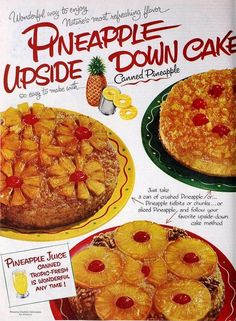 Chronically Vintage: 15 of my favourite desserts ever (with vintage recipes for many of them)