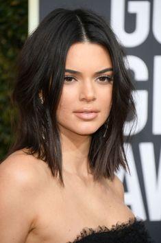 Kendall Jenner at Golden Globe 2018
