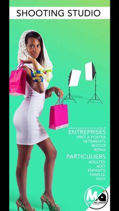 La rue du shopping Afro chic www.colorofblack.com