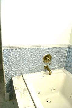 bathroom tile 6th Street Design School   Kirsten Krason Interiors : Feature Friday: A Salt Box