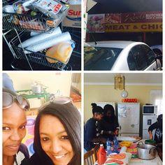 juadivivem#MandelaDay #SOSvillage #CookingForLove