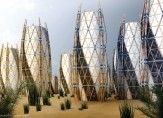Vertical Bamboo Housing by Saint Val Architect   Inhabitat - Sustainable Design Innovation, Eco Architecture, Green Building
