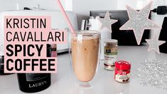 This video is all about COFFEE! Lauryn Evarts Bosstick from The Skinny Confidential shares her take on Kristin Cavallari's Mexican Coffee recipe from her boo. Spicy Coffee Recipe, Mexican Coffee Recipe, Coffee Recipes, Drink Recipes, Nitro Cold Brew, The Skinny Confidential, Coffee Drinks, Coffee Coffee, Coffee Shop