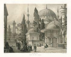 Şehzadebaşı Mosque