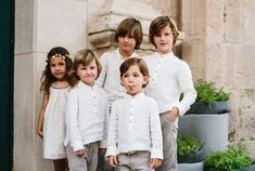 boho and military mix wave Wedding With Kids, Our Wedding, Chambelanes, Wedding Planer, Page Boy, Boho, Kids Fashion, Fashion Design, Little People