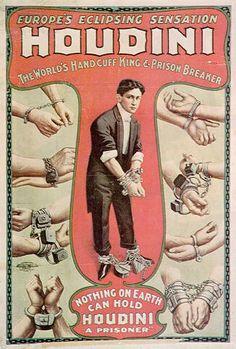 Harry Houdini was from Appleton, Wisconsin.